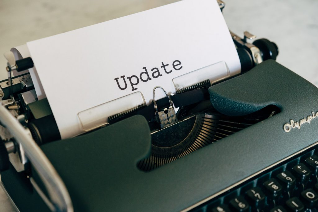 cybersecurity updates